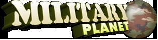 Military Planet logo